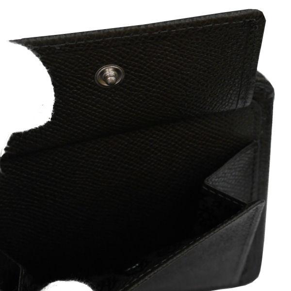ダンヒルdunhill【正規代理店品】Dunhill(ダンヒル)二つ折り財布BOURDONダークグレーL2M132Z