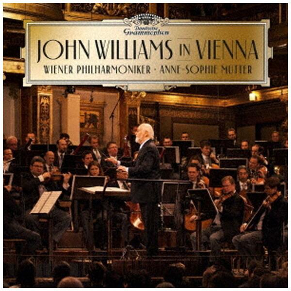 ユニバーサルミュージックジョン・ウィリアムズ(cond)/ジョン・ウィリアムズライヴ・イン・ウィーン生産限定盤【CD】