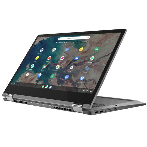 レノボジャパンLenovoChromebookクロームブックノートパソコンIdeaPadFlex550iChromebookグラファイトグレー82B80018JP[13.3型/intelCeleron/メモリ:4GB/eMMC:64GB/2020年10月モデル]