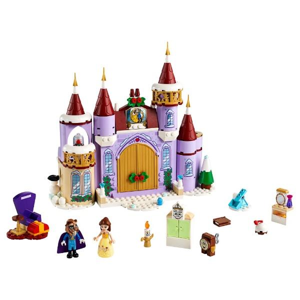 レゴジャパンLEGO43180ベルのお城のウィンターパーティー