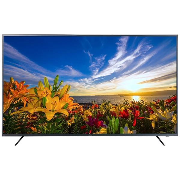 アイリスオーヤマIRISOHYAMA液晶テレビLUCAブラック65XUB30[65V型/4K対応/BS・CS4Kチューナー内蔵][テレビ65型65インチ]