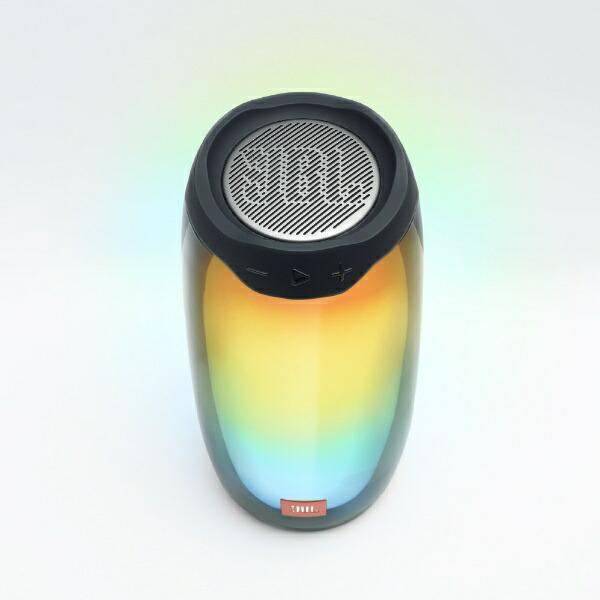 JBLジェイビーエルブルートゥーススピーカーJBLPULSE4BLKブラック[Bluetooth対応/防水]