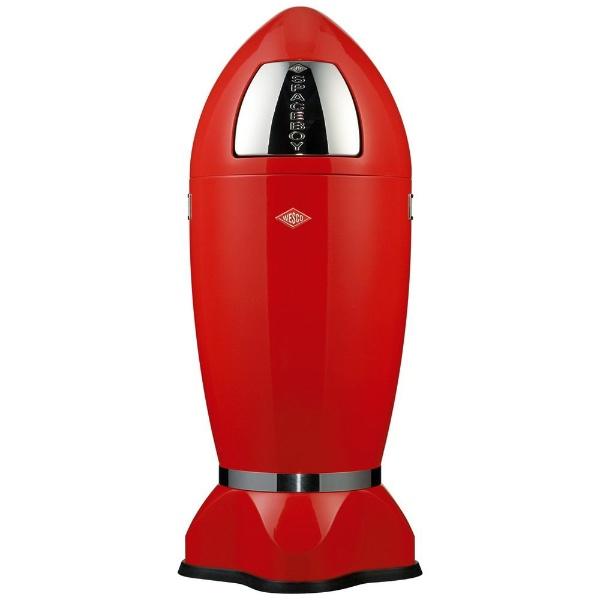 Wescoウェスコスペースロケットビン&メタルライナー35LSPACEBOYレッド138631-02