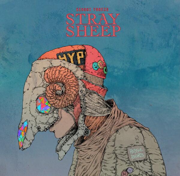 ソニーミュージックマーケティング米津玄師/STRAYSHEEPアートブック盤【CD】