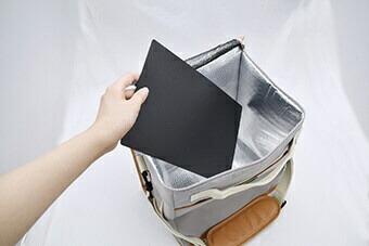 現代百貨GENDAIHYAKKABERTRANDレジャーバッグ(W30×D20×H32cm/カーキ)A386KH
