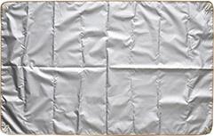 現代百貨GENDAIHYAKKACAMPERテントレジャーシートオルテガ(90×140cm/カーキ)GH-A387KH