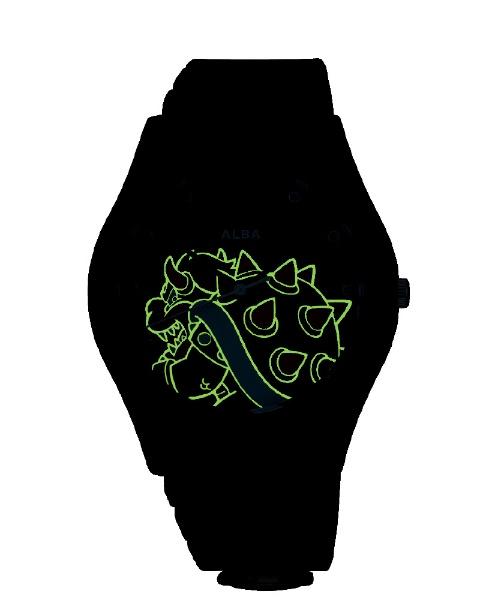 アルバALBA【クオーツ時計】アルバ(ALBA)スーパーマリオ全員集合ACCK433[正規品]