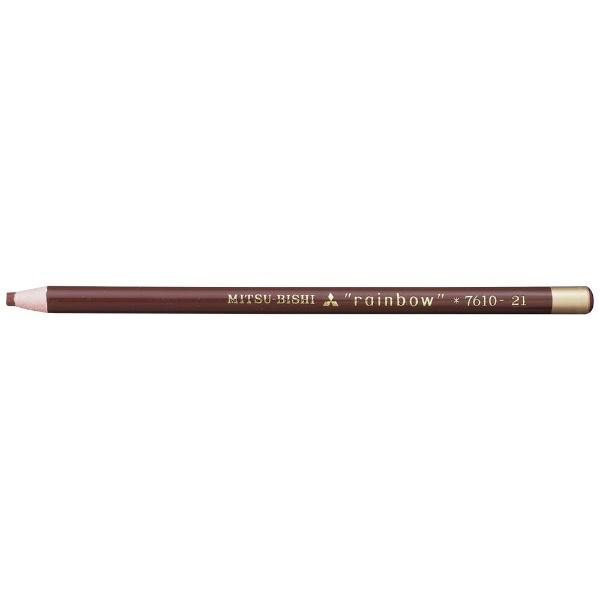 三菱鉛筆MITSUBISHIPENCIL水性ダーマトバラ茶色