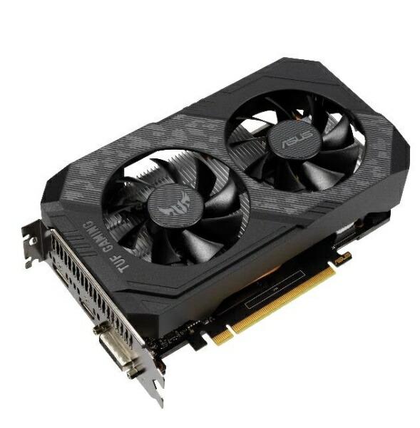 ASUSエイスースグラフィックボードTUF-GTX1650-O4GD6-GAMING[4GB/GeForceGTXシリーズ]