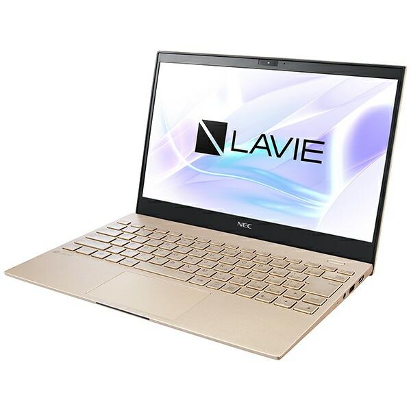 NECエヌイーシーPC-PM750SAGノートパソコンLAVIEProMobileフレアゴールド[13.3型/intelCorei7/SSD:512GB/メモリ:8GB/2020年夏モデル][13.3インチoffice付き新品windows10]