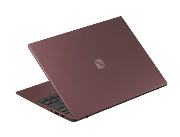 NECエヌイーシーノートパソコンLAVIEProMobileクラシックボルドーPC-PM550SAR[13.3型/intelCorei5/SSD:256GB/メモリ:8GB/2020年夏モデル][13.3インチoffice付き新品windows10]