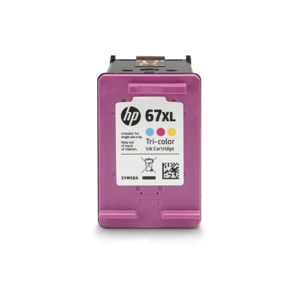 HPエイチピー3YM58AA純正プリンターインク3色カラー(増量)