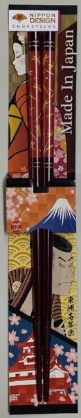 田中箸店TANAKAHASHI日本デザイン箸黄金とんぼ赤