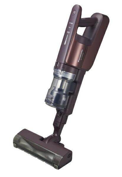 パナソニックPanasonicMC-VKS8200-Tコードレススティック掃除機パワーコードレスエレガンスブラウン[パナソニック掃除機コードレス]