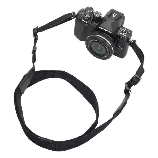 TAGlabelbyamadanaタグレーベルバイアマダナ【ビックカメラグループオリジナル】カメラストラップcamerastrapAT-CS11(BK)ブラック【point_rb】