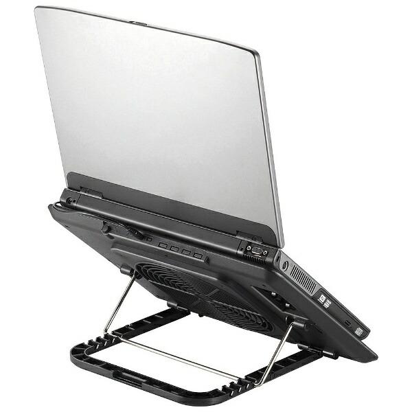 エレコムELECOMノートPC用クーラー[USB接続]角度調節・強冷タイプ(15.4〜17型対応・シルバー)SX-CL22LSV[SXCL22LSV]