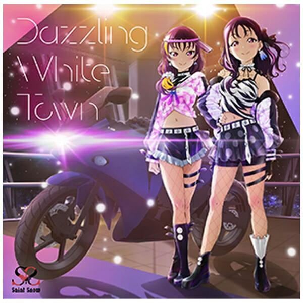 ランティスLantisSaintSnow/DazzlingWhiteTown(Blu-rayDisc付)【CD】
