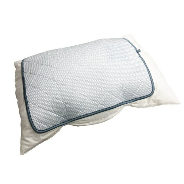 生毛工房UMOKOBO【涼感パッド】生毛工房オリジナルアイスマックス枕パッド(50×50cm)