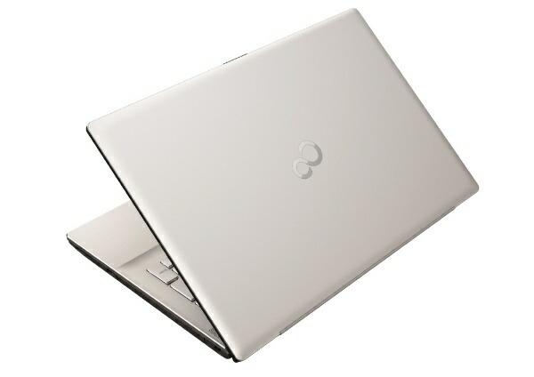 富士通FUJITSUFMVN90E2GノートパソコンLIFEBOOKNH90/E2シャンパンゴールド[17.3型/intelCorei7/HDD:1TB/Optane:16GB/SSD:256GB/メモリ:8GB/2020年6月モデル][17.3インチoffice付き新品windows10]