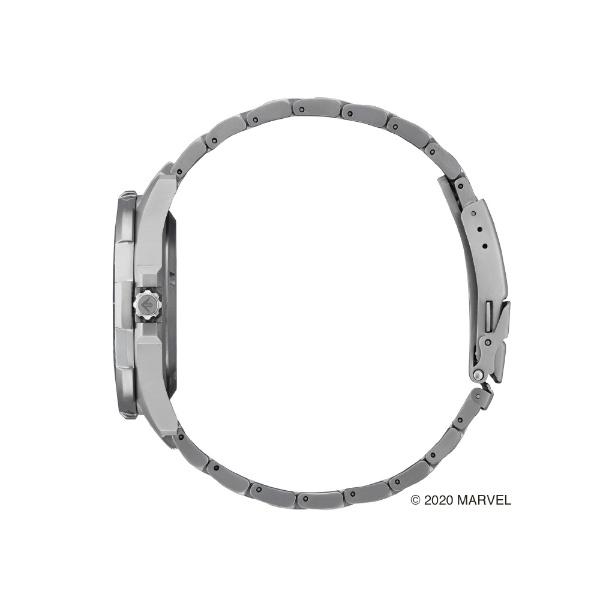 シチズンCITIZEN【MARVELマーベル】CITIZENCOLLECTION(シチズンコレクション)エコ・ドライブ時計[ソーラー時計]TheFirstAvengerモデルBN0208-54W