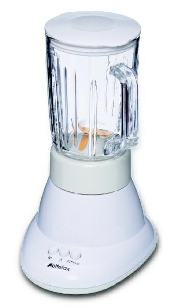 アビテラックスAbitelaxAM-760電気ジュースミキサーホワイト&クールグレー