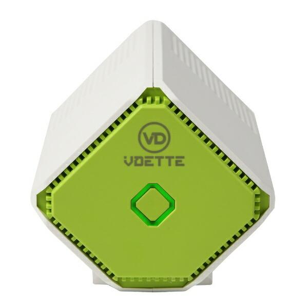 Calm(カーム)小型空気清浄機PlasmaClear(プラズマクリア)ホワイトPC-AS03WH[適用畳数:10畳/車載・省スペース用]【ribi_rb】