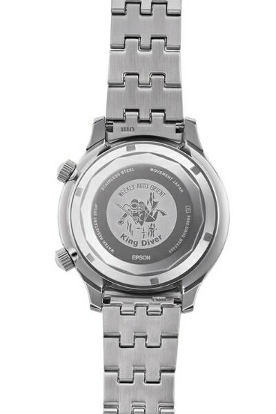 オリエント時計ORIENTオリエント70周年企画国内500本限定KingDiver(キングダイバー)英語版モデルRN-AA0D02R