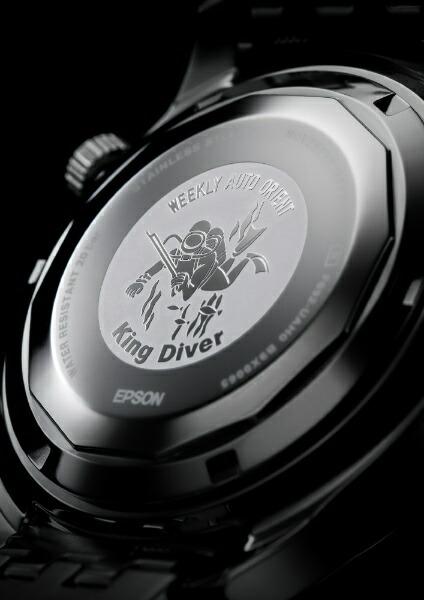 オリエント時計ORIENTオリエント70周年企画国内700本限定KingDiver(キングダイバー)英語版モデルRN-AA0D03E