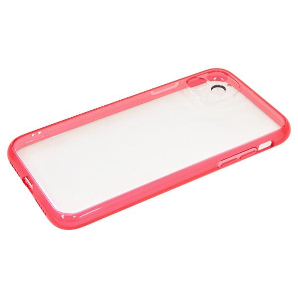 ラスタバナナRastaBananaiPhone11極限保護ハイブリッドTPU/トライタンレッド5505IP961HB