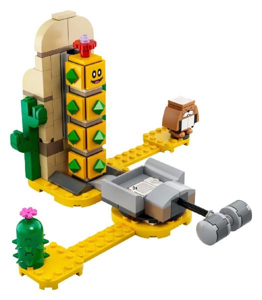 レゴジャパンLEGOLEGO(レゴ)71363スーパーマリオサンボのさばくチャレンジ