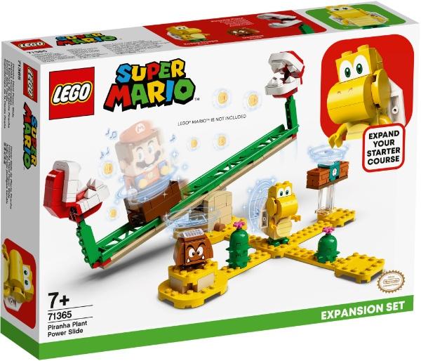 レゴジャパンLEGOLEGO(レゴ)71365スーパーマリオパックンフラワーのバランスチャレンジ