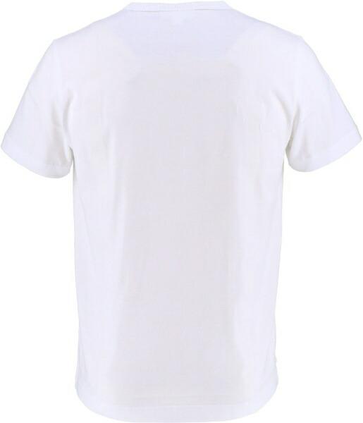 ラコステLACOSTEメンズウエアTシャツベーシッククルーネックTシャツ(半袖)(4(Mサイズ)/ホワイト)TH622EM