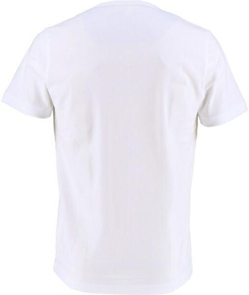 ラコステLACOSTEメンズウエアTシャツベーシックVネックTシャツ(半袖)(4(Mサイズ)/ホワイト)TH632EM