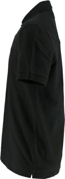 ラコステLACOSTEメンズポロシャツパリポロシャツレギュラーフィットストレッチ(5(Lサイズ)/ブラック)PH5522M