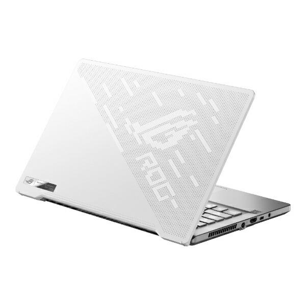 ASUSエイスースゲーミングノートパソコンROGZephyrusG14ムーンライトホワイトAniMeMatrixGA401II-R7G1650TWLA[14.0型/AMDRyzen7/SSD:512GB/メモリ:16GB/2020年5月モデル]