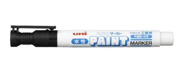 三菱鉛筆MITSUBISHIPENCIL工業用水性ペイントマーカー黒