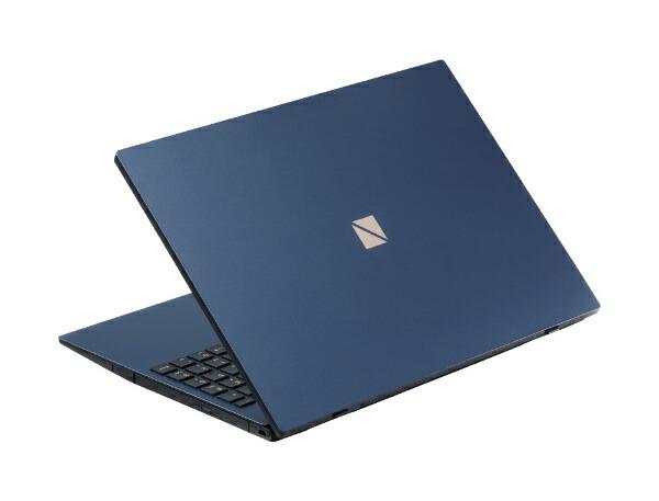 NECエヌイーシーPC-N1575AZL-2ノートパソコンLAVIEN15シリーズネイビーブルー[15.6型/intelCorei7/SSD:512GB/メモリ:8GB/2020年夏モデル][15.6インチoffice付き新品windows10]【point_rb】