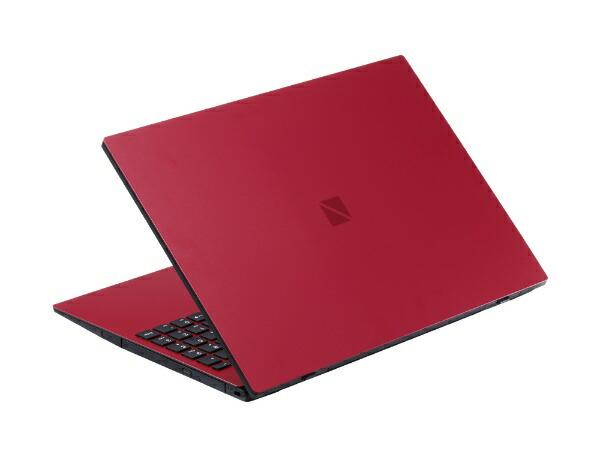 NECエヌイーシーPC-N1566AZR-2ノートパソコンLAVIEN15シリーズカームレッド[15.6型/AMDRyzen7/SSD:512GB/メモリ:8GB/2020年夏モデル][15.6インチoffice付き新品windows10]
