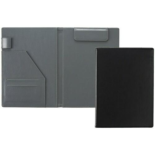 セキセイSEKISEIBP-5725-60ベルポストクリップファイルA5ブラック