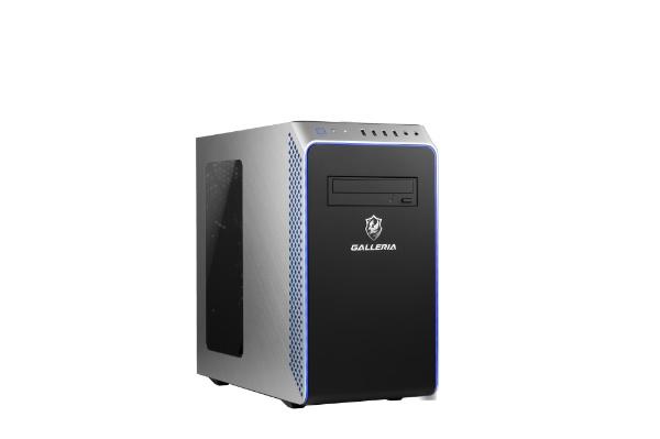 サードウェーブTHIRDWAVEUM5R-G60S-R203ゲーミングデスクトップパソコンGALLERIA[モニター無し/HDD:1TB/SSD:500GB/メモリ:8GB/2020年08月モデル]