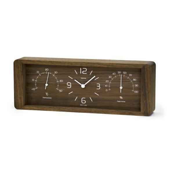 タカタレムノスLemnos時計ヨーカンブラウンLC11-06BW