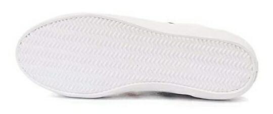 ラコステLACOSTEレディーススニーカーLERONDTRI1(38A(24.0cm)/ホワイト×ネイビー×レッド)CFA0087