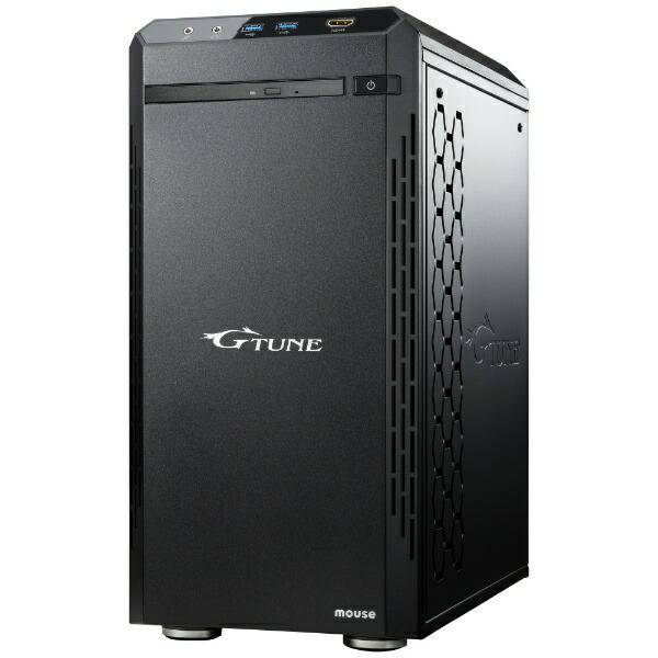 マウスコンピュータMouseComputerゲーミングデスクトップパソコンG-TuneBC-G107KM16G16S-202X[モニター無し/intelCorei7/メモリ:16GB/HDD:1TB/SSD:256GB/2020年8月モデル]