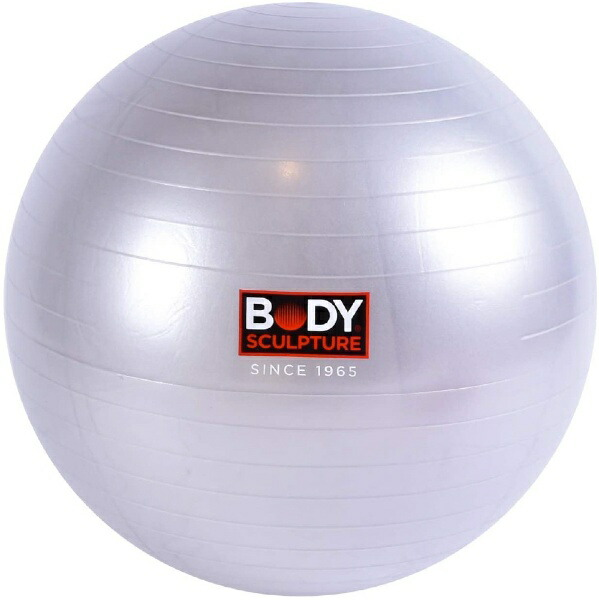 BodySculptureボディスカルプチャーバランスボール65cm(グレー)TKS91HM019