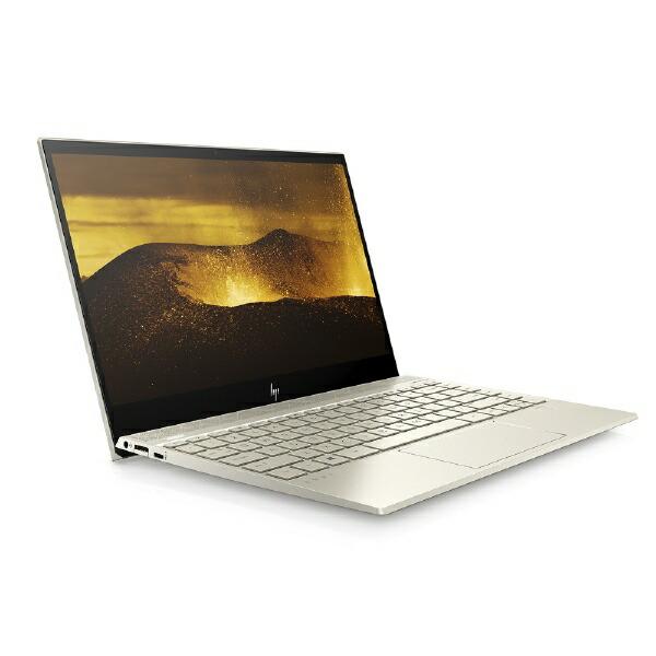 HPエイチピー18K14PA-AAABノートパソコンENVY13-aq1079TUルミナスゴールド[13.3型/intelCorei5/SSD:512GB/メモリ:8GB/2020年7月モデル]