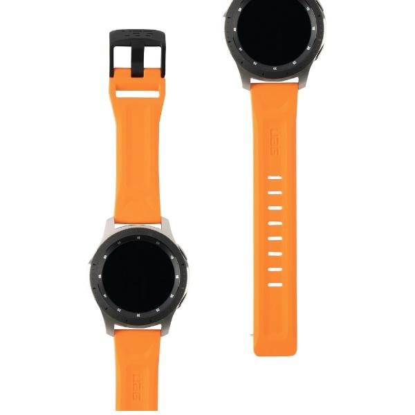 UAGURBANARMORGEARUAG社製GalaxyWatchバンドGalaxyWatch46mm用SCOUTシリーズ(オレンジ)UAG-RGWLS-OR