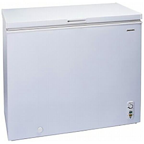 アビテラックスAbitelax《基本設置料金セット》ACF-205C冷凍庫ホワイト[1ドア/上開き/205L][ACF205C]