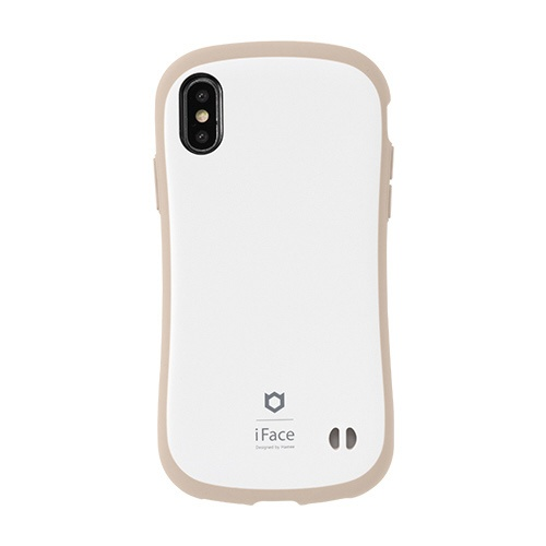 HAMEEハミィ[iPhoneXS/X専用]iFaceFirstClassCafeケースiFaceミルク41-9163-914977