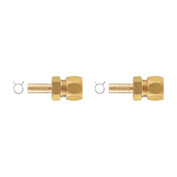 カクダイKAKUDAI416-445ペア耐熱管部品セット10A416-445