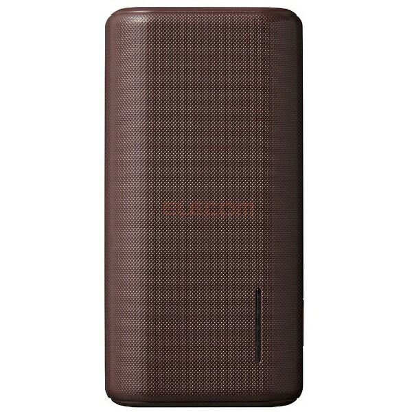 エレコムELECOMモバイルバッテリー/おまかせ充電対応レッドDE-C23L-6700RD[6700mAh/2ポート/充電タイプ]